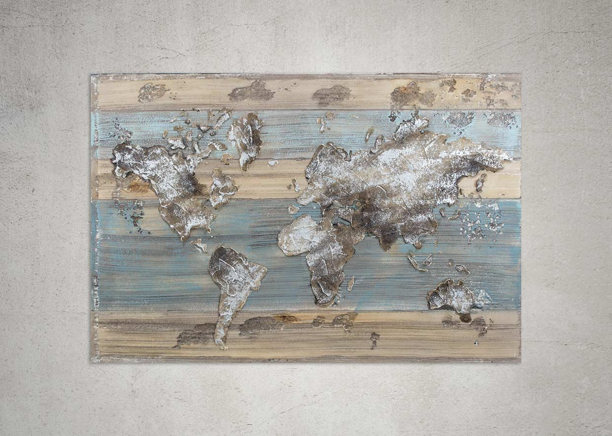 One world 120x80 cm agave quadri venite a scoprire for Agave quadri