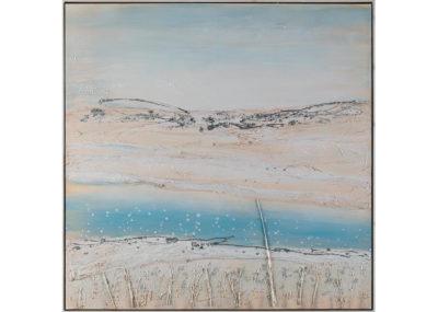 Beach - 100 x 100 cm (con cornice) AG090006